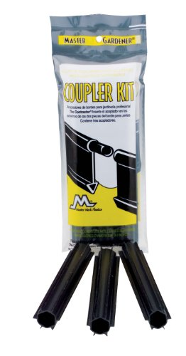 (Master Mark Plastics 59206 Contractor Landscape Edging Couplers, 3 Pack)