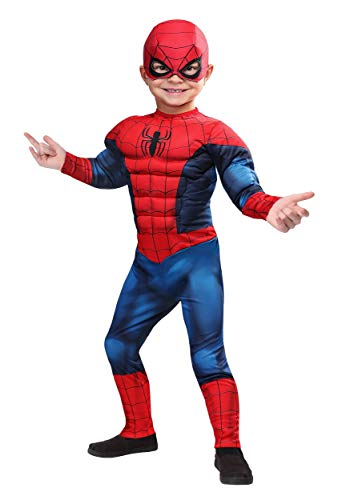Spiderman Costume For Toddlers (Marvel Spider-Man Toddler Costume)