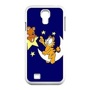 Phone Accessory for Samsung Galaxy S4 I9500 Phone Case Cartoon Garfield G291ML Phone Cover