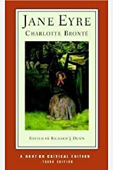 Jane Eyre (Norton Critical Editions) by Bronte, Charlotte 3rd (third) Revised Edition (2001) Paperback