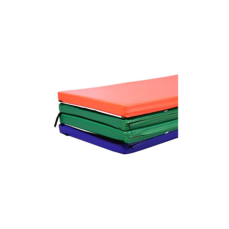 Walcut Multifonctional Thick Folding Strong Panel Gymnastic Mat Gym Fitness Exercise Mat Baby Fence
