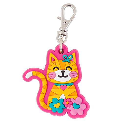(Stephen Joseph Baby Toddler Boy Girl Bag or Jacket Zipper Pull (Cat))