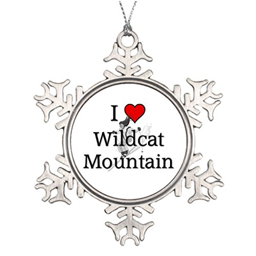Cool fine Xmas Trees Decorated Ski Wildcat Mountain (Wildcat Ski)