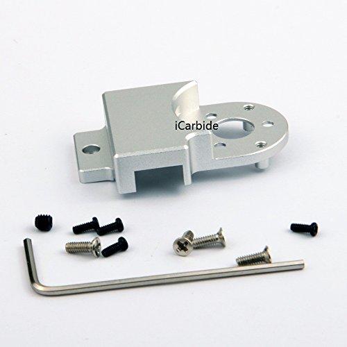 DJI Phantom 3 Advanced & Professional Gimbal Cover Combo (Free screws and Screwdriver) Replacement DIY KIT Aerometal CNC Manufactured (OEM) -  iCarbide Cutting Tools