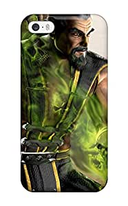Hard Plastic Iphone 5/5s Case Back Cover,hot Video Game Mortal Combat Case At Perfect Diy