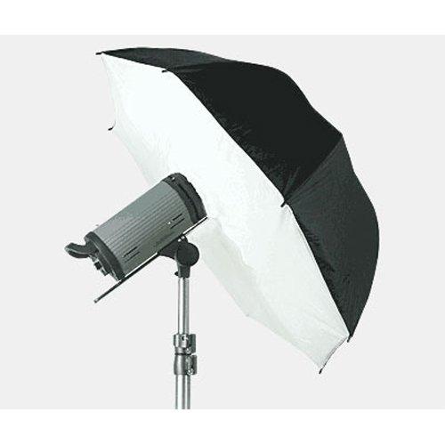 CowboyStudio 43'' Black and White Reflective Photography Studio Brolly Box