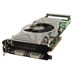 (512MB Dell Quadro FX4500 GDDR3 Dual DVI PCI-Express KU705)