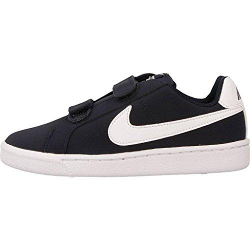 Nike Court Royale (PSV), Zapatillas de Tenis Para Niños Marino