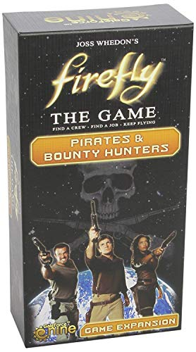 Gale Force 9 Firefly Pirates Bounty Hunters