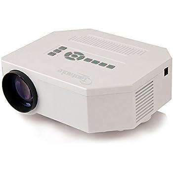 Taotaole multi media 150 lumens portable led for Compare micro projectors
