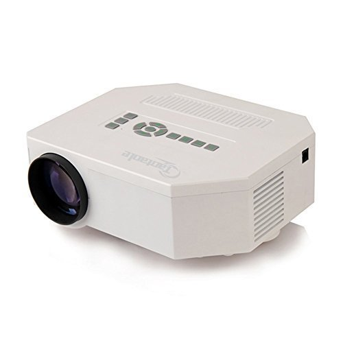 Taotaole Multi-media 150 Lumens Portable LED Projection Micro Projector by Taotaole