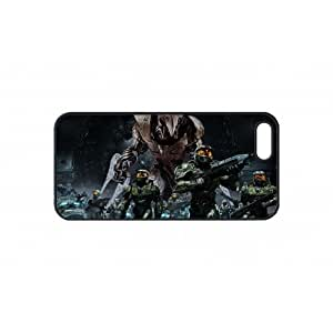 Halo Gaming Phone Case 07 (iPhone 4/4s, Black Phone Case)