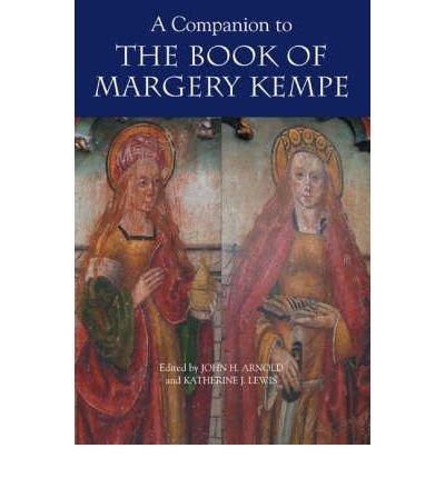 "A Companion to ""The Book of Margery Kempe""(Hardback) - 2004 Edition pdf epub"