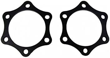 CORSE DYNAMICS Brake Rotor Spacers: 5mm