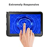[2-Pack] EpicGadget Glass Screen Protector for