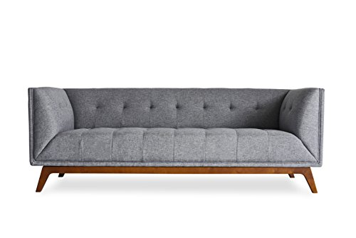 REGENT PARK Midcentury Modern Sofa U2013 Mid Century Sofas For Living Room U2013  Tufted French