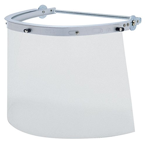 MCR Safety Aluminum Rim Bracket (For Hard Hats)