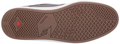Pictures of Emerica Men's Reynolds G6 Skate Shoe 6102000118 Grey 7