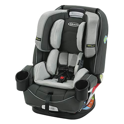 Graco 4Ever 4,In,1 Car Seat Featuring Safety Surround Side Impact Protection, Byron