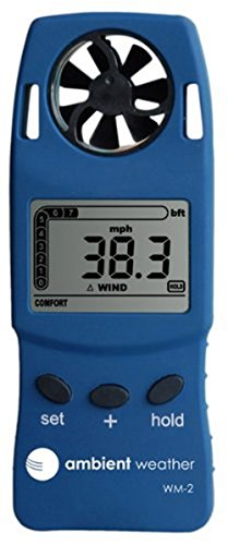 Ambient Weather WM 2 Windspeed Temperature product image