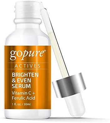 Vitamin C Serum for Face Serum - Clinically Proven Superox-C, Intensely Hydrates & Smoothes Deep Wrinkles, Fine Lines, Minimizes Dark Spots, Anti Aging & Acne Scars - Cruelty Free