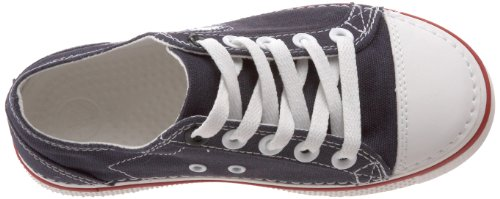 Crocs Mens Hover Lacets Sneaker Marine / Blanc
