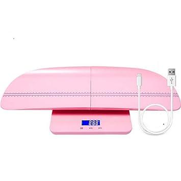 WLIXZ Báscula para bebés precisa, Escala electrónica de Altura y Peso, Báscula Digital multifunción
