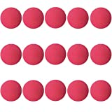 Aoneky Baby Toddler Toys Foam Balls 15-Pack Red