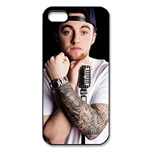 New Style Popular Singer Mac Miller Design High Quality Best TPU Case For Iphone 5s iphone5-82915
