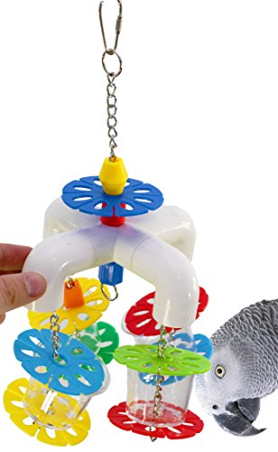 Bonka Bird Toys 1647 Foraging Party Bird Toy