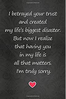 Amazon.com: SEIRAA Apology Gift Sorry Jewelry I\'m Sorry ...