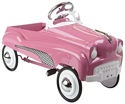 Instep Pink Lady Pedal Car from InStep