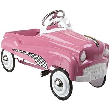 Amazon.com: InStep Police Pedal Car: Toys & Games