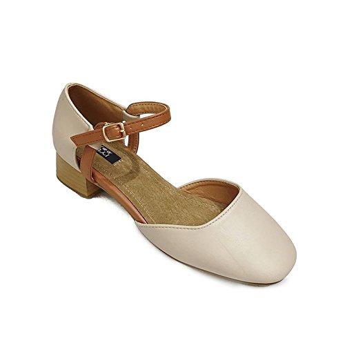 Unie Automne Couleur Femmes Shoeshaoge Bas Les Sandales Chaussures Talon t8wR4xfq
