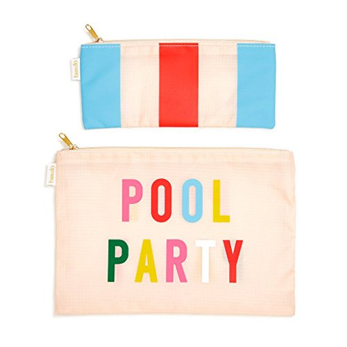 ban.do National Stripe Duo Pool Party Carryall Bag -