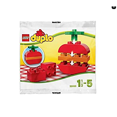 Lego Duplo POLYBAGGED Food 30068: Toys & Games