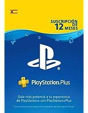 -25% en PlayStation Plus Suscripción 12 Meses