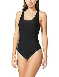 Women's Athletic Training Adjustable Strap One Piece Swimsuit Swimwear Bathing Suit