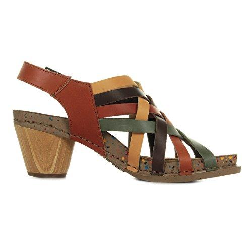 Art Mojave Vachetta 1114 Multi Cuero 1273010001114, Sandals