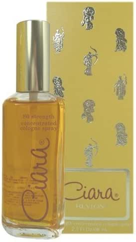 Ciara 80% By REVLON FOR WOMEN 2.3 oz Eau De Cologne Spray