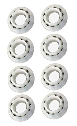 ATIE PoolSupplyTown Wheel Bearing Replacement for Pentair Legend Pool Cleaner Wheel Bearing EC60 (8 Pack)