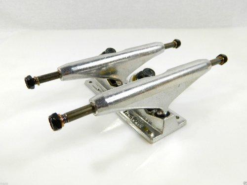 Thunder Team Skateboard Trucks (2 pc Set) Polished (147 Hi) - Hi 147 Skateboard Trucks