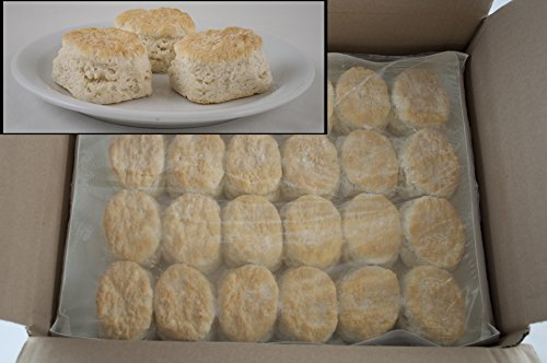 Pillsbury Frozen Baked Biscuits,Southern Style, 2 oz., (120 count)
