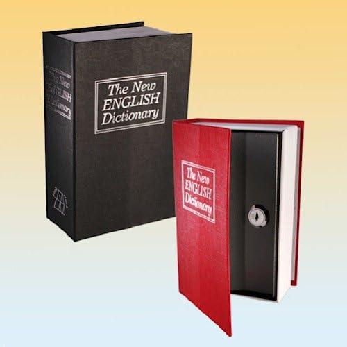Caja de seguridad – Mini caja fuerte con forma de diccionario de ...
