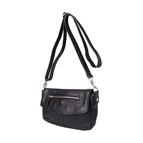 T Cabas Noir H Frankford Bag Femme 6x6x6 X Cm black b Cowboysbag vxPZwv