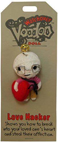 (Watchover Voodoo Love Hacker Doll, One Color, One Size)