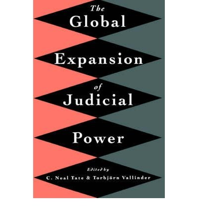 Books : [ The Global Expansion of Judicial Power By Westheider, James ( Author ) Paperback 1997 ]