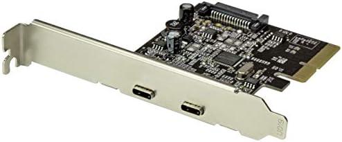 StarTech com Dual Port USB C Card