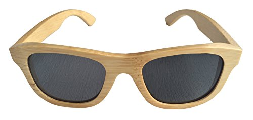 bbbc7e3044 Bamboo Wood Sunglasses Anti Reflective Polarized