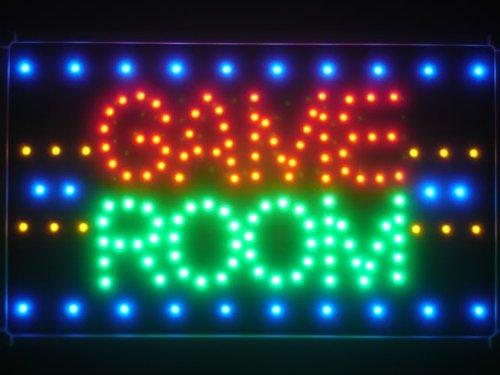 ADV PRO led047-r Game Room LED Neon Light Sign